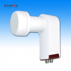 Twin-LNB Inverto RED Extend 0,3dB/40mm Langhals