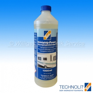 Technolit Camping-Power-Reinigungskonzentrat, 1000 ml