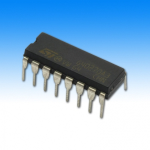 4094B Standard CMOS, 8-Stage Shift/Bus Store Register