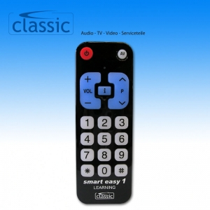 Classic Universal Fernbedienung smart easy 1, IRC 84007